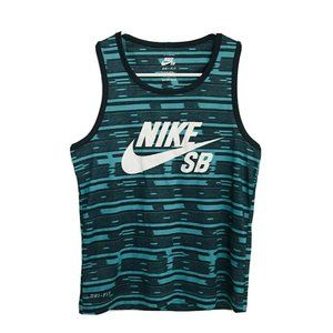 Nike Dri Fit (Youth Size M) Athletic Tank Top